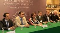 La secretaria de Turismo, Claudia Ruiz Massieu, anunció que, luego de la sesión del Comité de Selección para la sede del Tianguis Turístico 2016, se eligió a Guadalajara, Jalisco, para […]