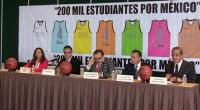 """La Secretaría de Desarrollo y Ordenamiento territorial (SEDATU), la Comisión Nacional de Cultura Física y Deporte dieron a conocer la iniciativa """"200 mil estudiantes por México"""", el cual abarca un […]"""