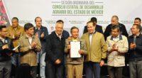 En el Estado de México se han entregado a los núcleos agrarios la totalidad de las carpetas básicas, lo que les brinda certeza jurídica y seguridad patrimonial, afirmó el subsecretario […]