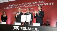 En un homenaje realizado por la empresa Telmex, el director general de la empresa, Héctor Slim Seade, entregó un galardón al General José Luis Chiñas, Jefe del Grupo de Seguimiento […]