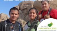 Hasta el el 22 de julio se estará celebrando en Estados Unidos la 5º edición anual de la Semana Latina de la Conservación (Latino Conservation Week), una iniciativa organizada por […]