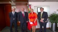México y Suecia coincidieron en la importancia de alcanzar un acuerdo legalmente vinculante, de participación amplia y efectivo en 2015, que pueda acomodar diferentes circunstancias nacionales con el suficiente nivel […]