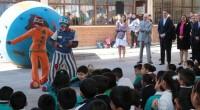 """La Escuela Primaria """"Fray Antonio Margil de Jesús"""", en la ciudad de México fue sede donde la Federación lanzó el Programa de Fomento a la Lectura que une los esfuerzos […]"""