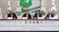 Gobernadores y autoridades educativas de la región acordaron con el secretario de Educación Pública, Aurelio Nuño Mayer, fortalecer los trabajos de depuración y consolidación de la nómina magisterial, a fin […]