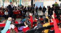 El secretario de Educación Pública, Aurelio Nuño Mayer, dijo que la educación no tiene fronteras, y recordó que México es un país abierto al mundo, que tradicionalmente recibe a desplazados […]