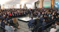 Aurelio Nuño Mater, secretario de Educación Pública, presentó laEstrategia de Fortalecimiento y Transformación de las Escuelas Normales,con énfasis en los cambios de planes y programas de estudio, para que estén […]