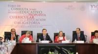 En el inicio del Foro de Consulta sobre el Modelo Educativo en el Instituto Nacional para la Evaluación de la Educación (INEE), Aurelio Nuño Mayer, secretario de Educación Pública, […]