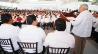 El secretario de Educación Pública, Emilio Chuayffet Chemor, en gira de trabajo indicó que en Oaxaca hay un estado de excepción al derecho, por la vía de la fuerza y […]
