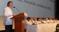Aurelio Nuño Mayer, secretario de Educación Pública, informó que ya están convocados 150 mil profesores para presentar la evaluación de permanencia; explicó ello al realizar una gira de trabajo por […]