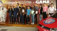 En conferencia de prensa se dio a conocer que de Tamaulipas, Veracruz, Morelos, Michoacán, Campeche y la Ciudad de México fueron los ganadores de 10 autos Volkswagen Gol 2016, producto […]