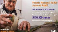 La empresa FedEx Express, lanzó en alianza con el Instituto Nacional del Emprendedor (INADEM) y el Consejo Empresarial Mexicano de Comercio Exterior, Inversión y Tecnología (COMCE), la segunda edición de […]