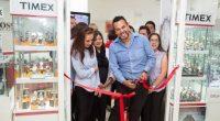 La empresa Timex inaugura hoy su tiendaTime Factory Watch Outletcon grandes promociones para el público asistente. Está ubicada dentro de la Plaza Pabellón del Valle en calle San Lorenzo No. […]
