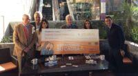 La cadena de restaurantes Toks llevó acabo la entrega del donativo a Casa de la Amistad IAP, fundación que apoya a niños y jóvenes con cáncer de entre 0 y […]