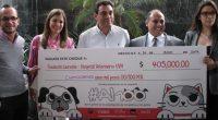 La cadena de restaurantes Toks y la Universidad del Valle de México (UVM), dieron a conocer que su alianza de trabajo en fomento al bienestar animal; brindo la posibilidad de […]