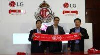 La empresa LG Electronics anunció que suscribió un acuerdo de colaboración con el Deportivo Toluca FC, ubicado en la ciudad de Toluca, capital del Estado de México, para equipar tecnológicamente […]