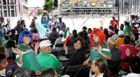 Toluca, Méx.- Los toluqueños puedan seguir el paso de la Selección Mexicana en el Mundial Brasil 2014, gracias a la pantalla gigante instalada en el Centro Histórico de esta ciudad. […]