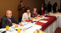 Toluca, Méx.- Esta ciudad será sede, por segunda ocasión consecutiva, de la Feria Mexicana de Ciencias e Ingenierías 2014 Estado de México. Por ello, la alcaldesa local, Martha Hilda González […]