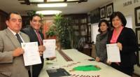 Toluca, Méx.- La presidenta municipal Martha Hilda González Calderón y el dirigente del Sindicato Único de Trabajadores de los Poderes, Municipios y Organizaciones del Estado de México (Suteym), Jorge Omar […]