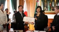 Toluca, Méx.- La alcaldesa Martha Hilda González Calderón reafirmó el interés de la administración municipal por fortalecer los lazos culturales con Saitama, Japón. La reafirmación fue hecha por Martha Hilda […]