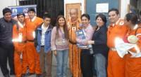 """Gracias a las labores de atención social y de protección civil que establecieron en Lima, Perú, la Brigada Internacional de Rescate Tlatelolco Azteca, """"Los Topos"""", regresará a dicha nación en […]"""