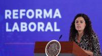 Durante la conferencia de prensa matutina encabezada por el presidente Andrés Manuel López Obrador, la titular de la Secretaría del Trabajo y Previsión Social (STPS), Luisa María Alcalde Luján, aclaró […]