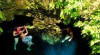 Considerados unos de los principales atractivos del estado de Quintana Roo, en el caribe mexicano, los cenotes –cuerpos de agua subterráneos- son depresiones geológicas inundadas, a cielo abierto o bajo […]