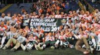 Los Aztecas de la Universidad de las Américas Puebla vencieron a los Auténticos Tigres de la Universidad Autónoma de Nuevo León 34-27 en el Tazón de Campeones celebrado en el […]
