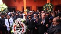 Chimalhuacán, Méx.- Cientos de personas dieron el último a dios al medallista olímpico Noé Hernández Valentín, quien recibió un homenaje póstumo de cuerpo presente en el Palacio Municipal de […]