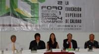 Eduardo Sánchez Anaya, presidente de la Unidad Nacional de Asociaciones de Ingenieros (UNAI), durante la presentación de los dos foros sobre Cambio Climático que celebrarán en las ciudades de Oaxaca […]