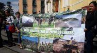 El pasado miércoles 7 de febrero de 2018, habitantes de los municipios de Alto Lucero y Actopan manifestaron que entregaron a dependencias del gobierno del estado de Veracruz y del […]