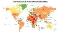 Un aumento mundial del 14% en los ataques terroristas en 2016 y el nacionalismo populista están creando un entorno operativo cada vez más volátil para los negocios internacionales. Los Mapas […]