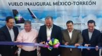 Grupo Aeroportuario del Centro Norte, OMA, anunció un nuevo vuelo del operador aéreo Volaris desde el Aeropuerto Internacional de Torreón, Coahuila en el norte del país hacia la capital del […]