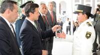 Toluca, Méx.- Actualmente en el país se vive un descontrol en seguridad pública. Para el gobernador del Estado de México, Enrique Peña Nieto, la lucha contra este fenómeno social es […]